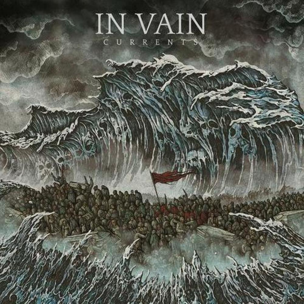 Currents by In Vain album rcover