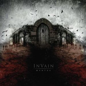 Mantra by IN VAIN album cover
