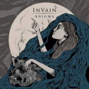 Ænigma by IN VAIN album cover