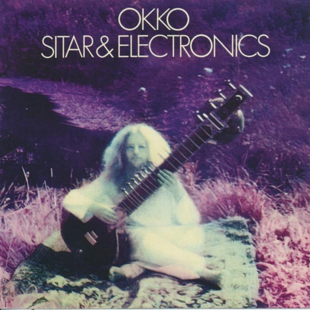 Sitar & Electronics by BEKKER, OKKO album cover