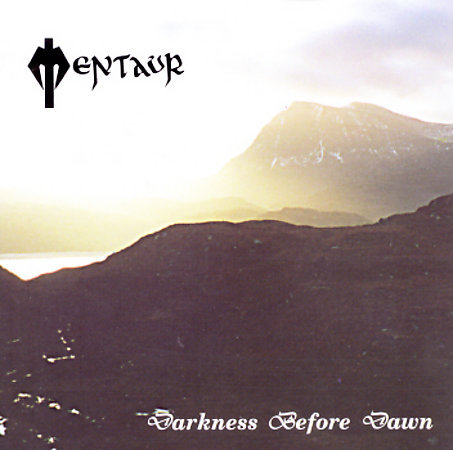 Mentaur Darkness Before Dawn  album cover