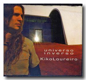 Universo Inverso by LOUREIRO, KIKO album cover