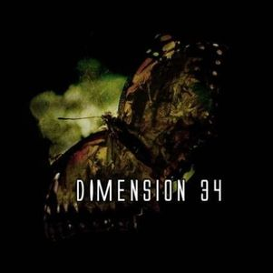 Dimension34 The Release Of Me album cover
