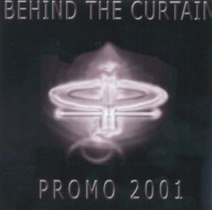Behind The Curtain Promo 2001 album cover