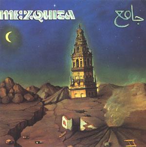 Mezquita Recuerdos de mi Tierra album cover