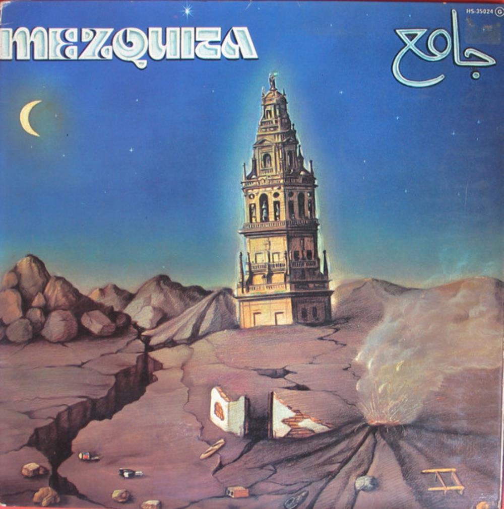Recuerdos De Mi Tierra by MEZQUITA album cover
