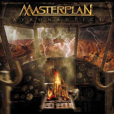 Masterplan - Aeronautics CD (album) cover