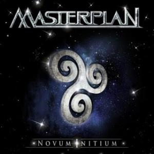 Novum Initium by MASTERPLAN album cover