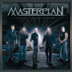 Masterplan Lost & Gone album cover