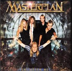 Masterplan - Enlighten Me CD (album) cover