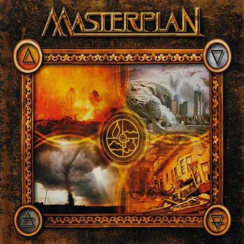 Masterplan - Masterplan CD (album) cover