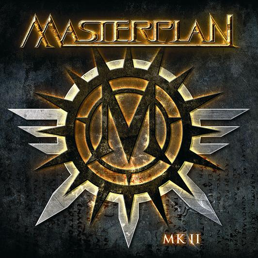Masterplan MK II album cover