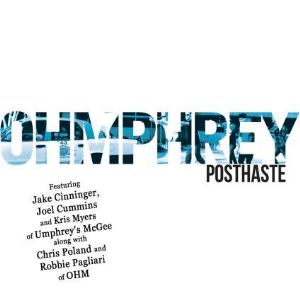 Posthaste by OHMPHREY album cover