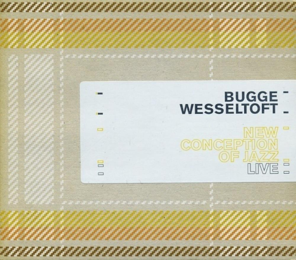bugge wesseltoft new conception of jazz live album cover