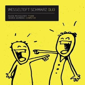 Bugge Wesseltoft Wesseltoft Schwarz Duo album cover