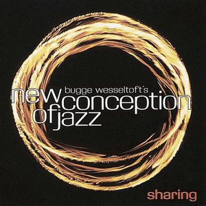 Bugge Wesseltoft - New Conception Of Jazz: Sharing CD (album) cover