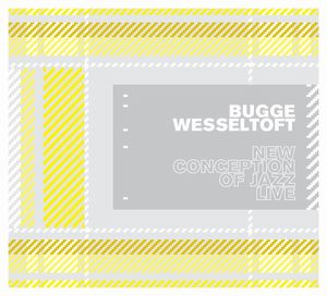 New Conception Of Jazz Live by WESSELTOFT,  BUGGE album cover