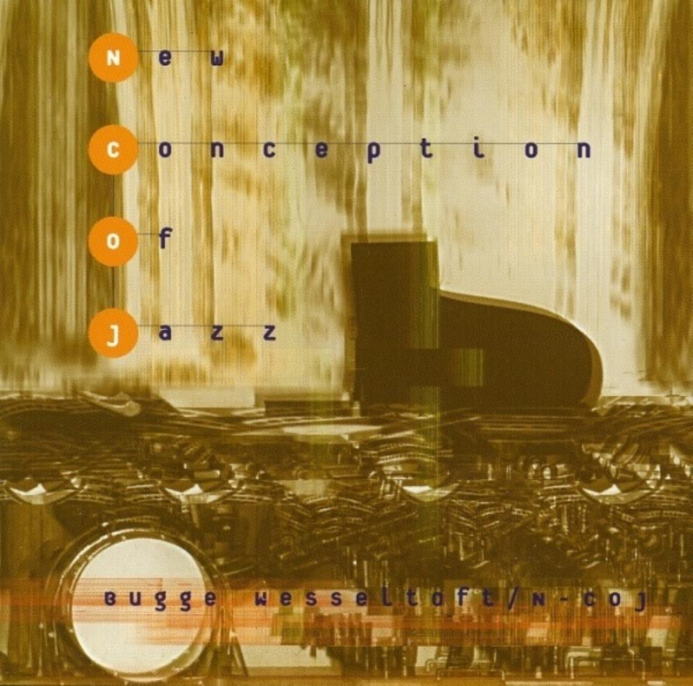 New Conception Of Jazz by WESSELTOFT,  BUGGE album cover