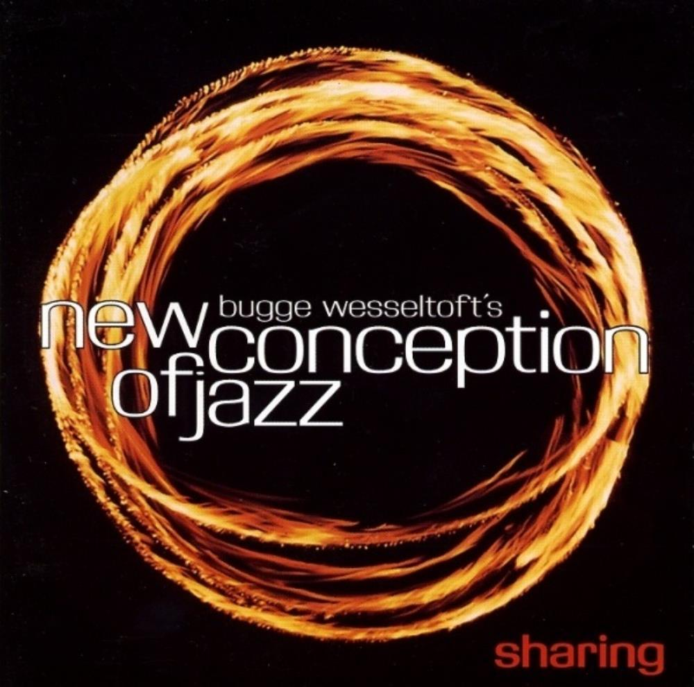 bugge wesseltoft new conception of jazz sharing album cover