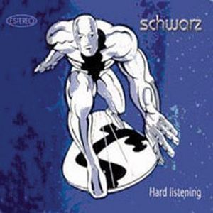 Schwarz Hard Listening album cover