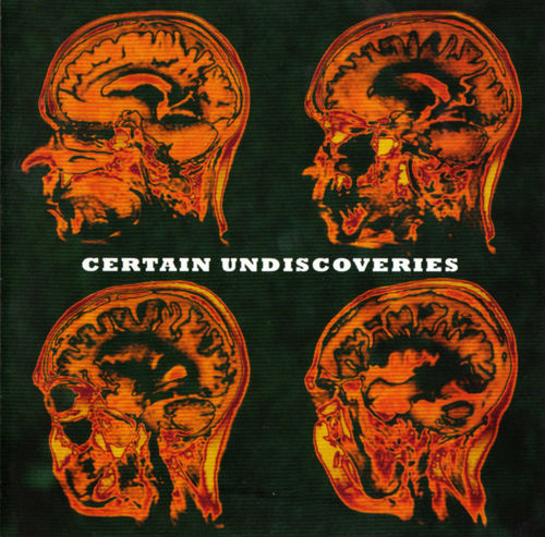 Taylor's Universe - Certain Undiscoveries CD (album) cover