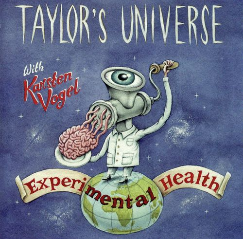 Taylor's Universe Experimental Health (with Karsten Vogel) album cover