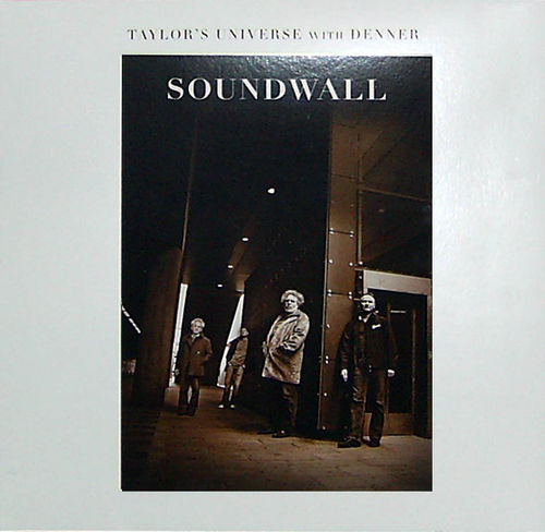 Taylor's Universe - Soundwall CD (album) cover