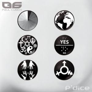 P'dice by CUSICK, PAUL album cover