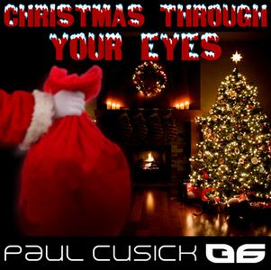 Paul Cusick - Christmas Through Your Eyes CD (album) cover