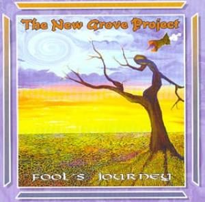 The New Grove Project - Fool's Journey  CD (album) cover