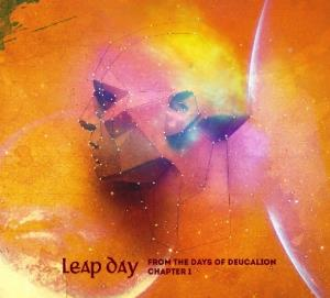 Leap Day - From The Days Of Deucalion, Chapter 1 CD (album) cover