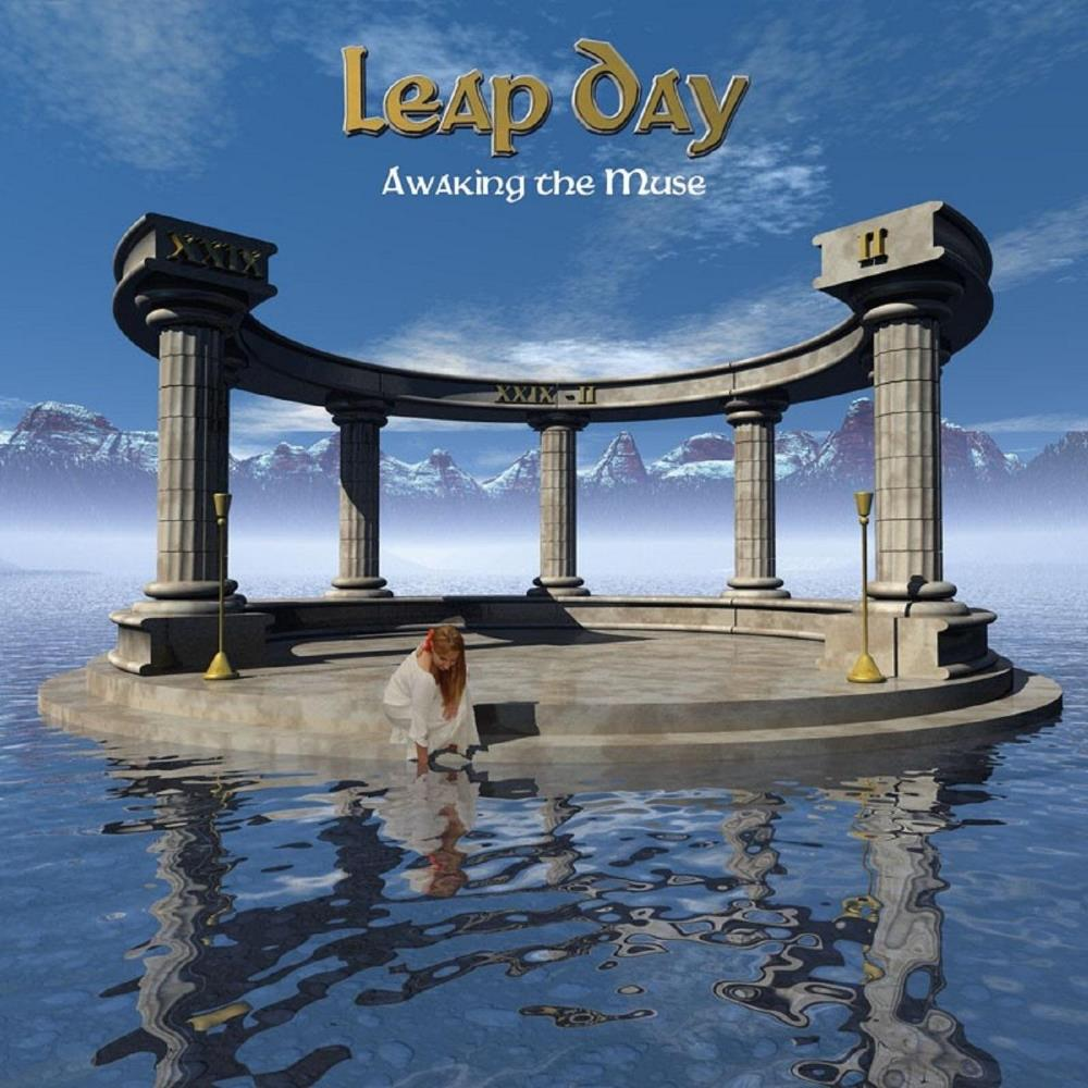 Leap Day - Awaking The Muse CD (album) cover