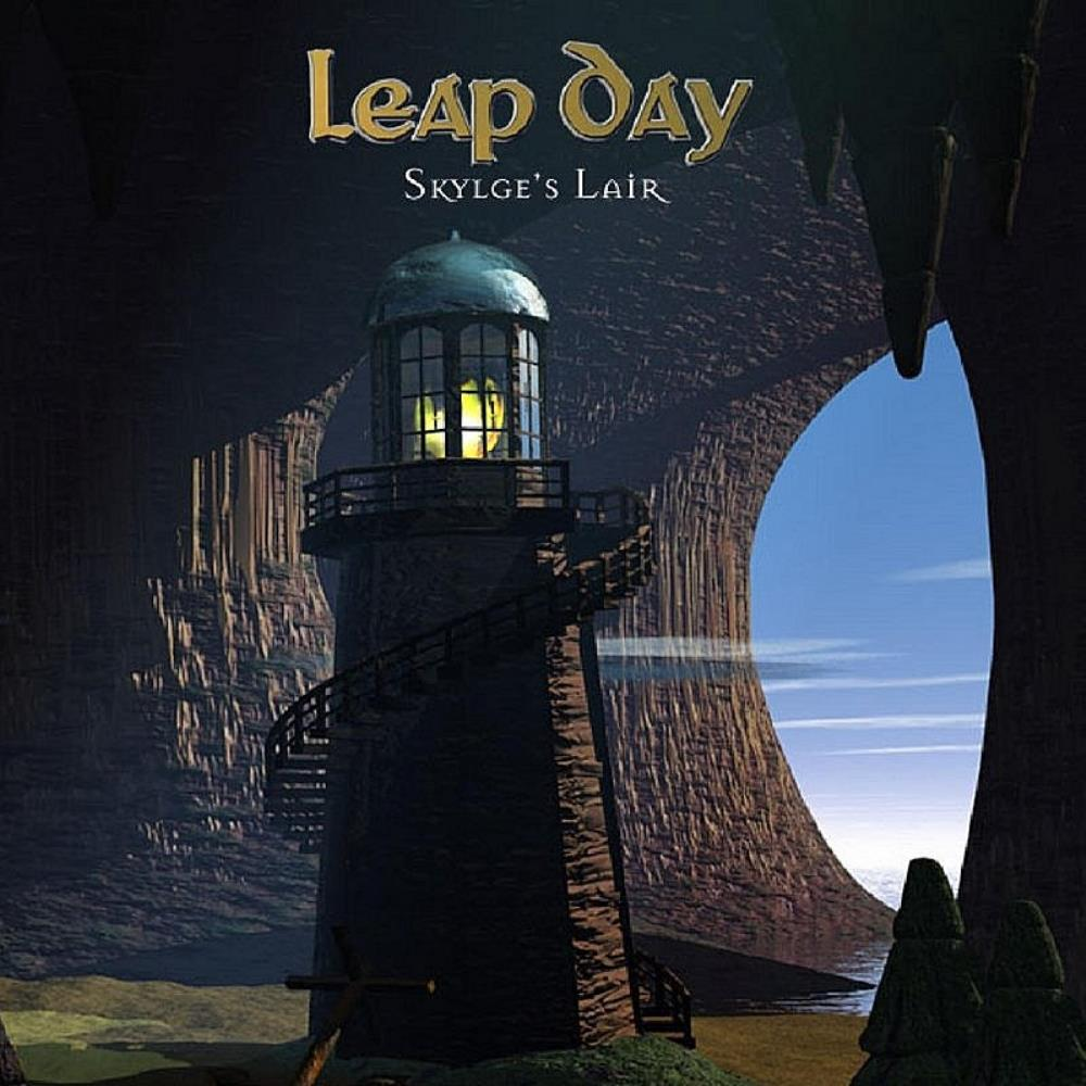 Leap Day - Skylge's Lair CD (album) cover