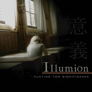 Hunting For Significance by ILLUMION album cover