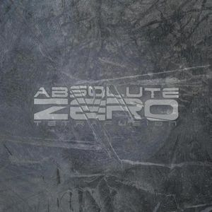 Tetrafusion - Absolute Zero CD (album) cover
