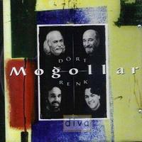 MoĞollar D�rt Renk album cover