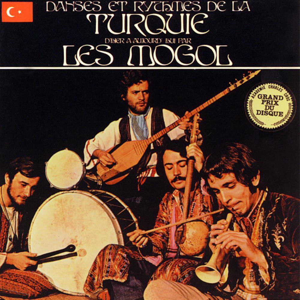 Danses Et Rythmes De La Turquie [Aka: Anadolu Pop] by MOĞOLLAR album cover