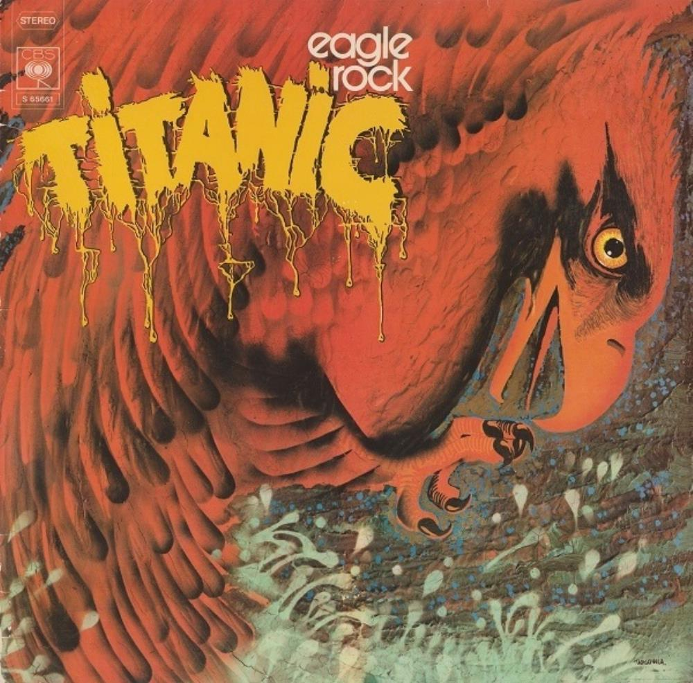 Titanic Eagle Rock album cover