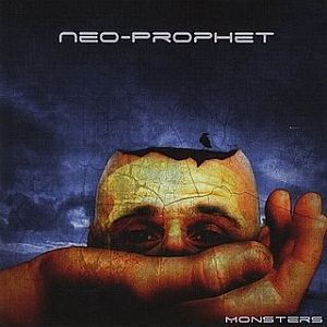 Neo-Prophet - Monsters CD (album) cover