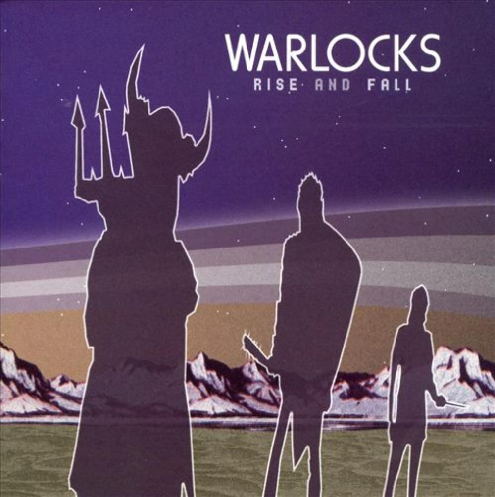 Rise And Fall by WARLOCKS, THE album cover