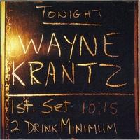 Wayne Krantz - 2 drink Minimum CD (album) cover