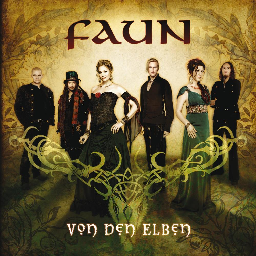 Von Den Elben by FAUN album cover