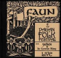 Faun Faun & the Pagan Folk Festival album cover
