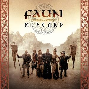 Midgard by FAUN album cover