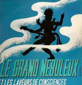 Le Grand Nebuleux Les Pirates Du Cortex album cover