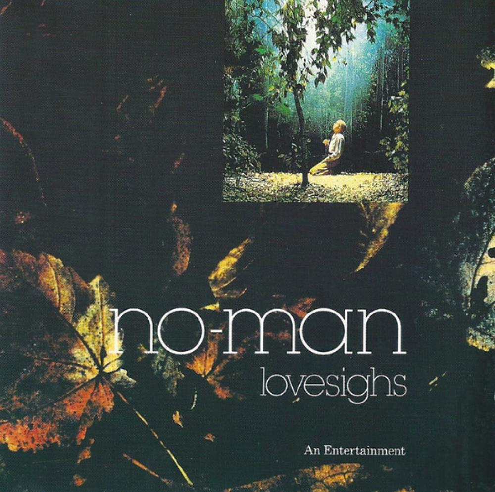No-Man - Lovesighs - An Entertainment CD (album) cover