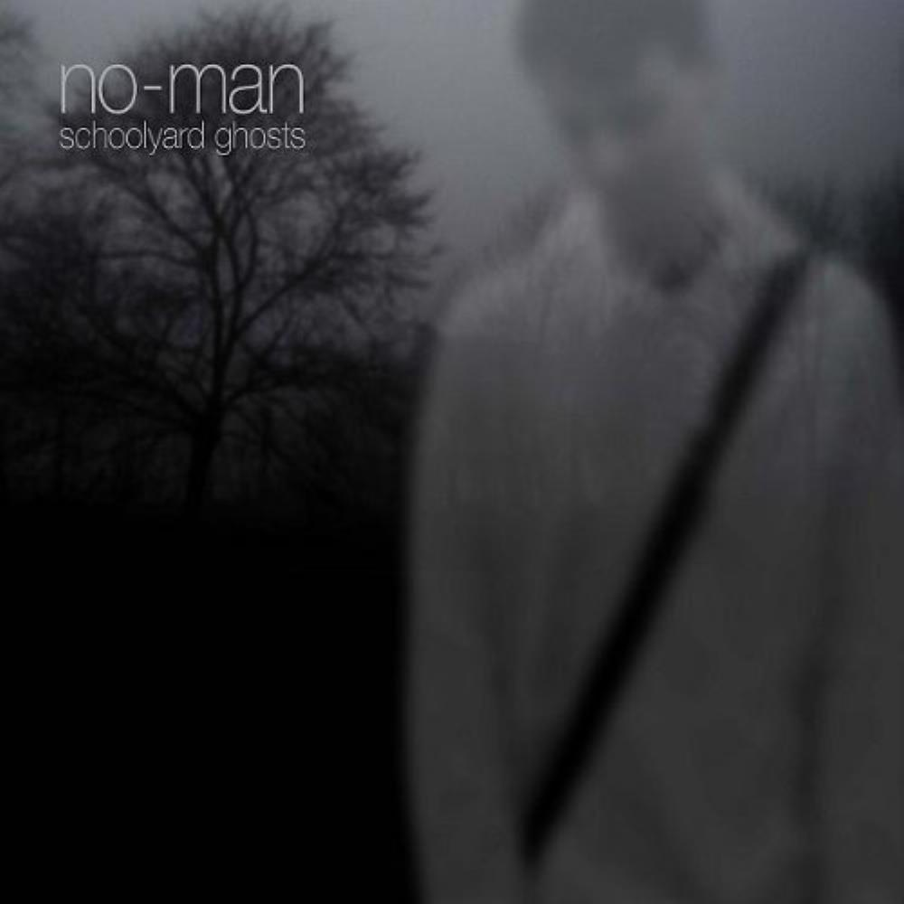 Schoolyard Ghosts by NO-MAN album cover