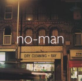 No-Man - Dry Cleaning Ray (CD mini-album ) CD (album) cover