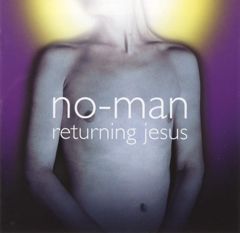 No-Man Returning Jesus album cover