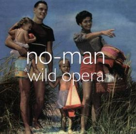 No-Man - Wild Opera CD (album) cover
